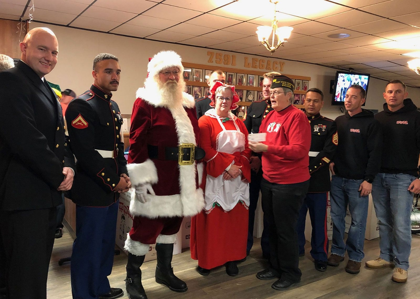 Toys For Tots 2019 - VFW 1318